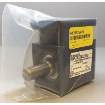 Bosch Japan Canada Rexroth R039023001 Drive End *NEW