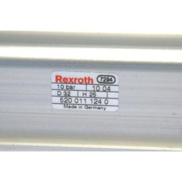 NEW Canada Korea REXROTH 520-011-124-0 COMPACT CYLINDER 5200111240