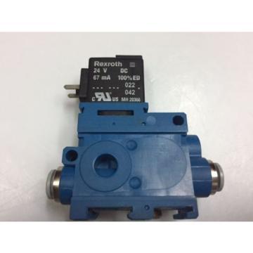 5794410220 Singapore USA AVENTICS (Rexroth) - V579-3/2NO-DA06-024DC-04-EV4