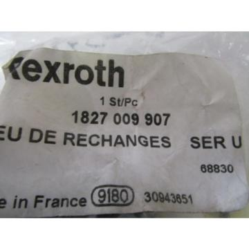 REXROTH Korea Germany SERVICE PART KIT 1827009907 *NEW IN BAG*