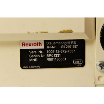 BUND Mexico Mexico Control handle, hydraulic joystick Rexroth from LEOPARD TANK