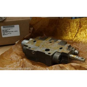 OSHKOSH India Canada MILITARY TRUCK HYDRAULIC VALVE 16-02-552-248 2CX109 4810-01-226-2224
