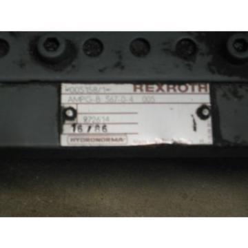 KATT Mexico Greece MOTOR/REXROTH ASSEMBLY , TYPE N112M , (A1)