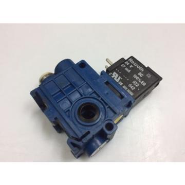 5791500220 India Australia AVENTICS REXROTH  DIRECTIONAL VALVE V579-3/2NC-DA06-024DC-04-RV2