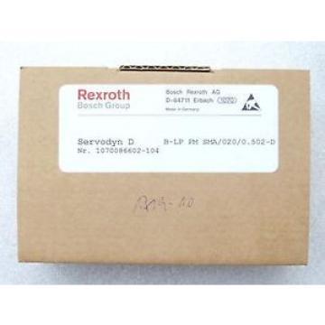 Rexroth Russia Dutch B-LP PM SMA/020/0.502-D Steckmodul >ungebraucht<