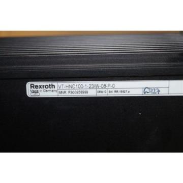 Rexroth Italy France VT-HNC100-1-23/W-08-P-0 Axis control control unit R900958999