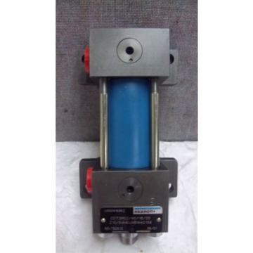MANNESMANN Canada India REXROTH HYDRAULIC CYLINDER CDT3MS2/40/18/35 NEW CDT3MS2401835