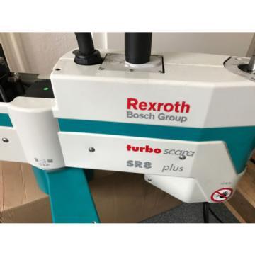 Rexroth Canada Australia Bosch turbo scara SR8 plus Schwenkarmroboter Neuwertig ohne Steuerung