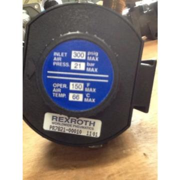 Rexroth Korea Japan Control  Air Regulator PR-007821-00010