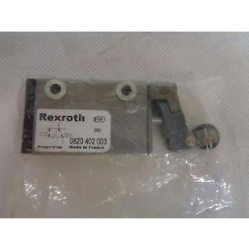 NEW Canada china  REXROTH 0-820-402-003 LIMIT VALVE