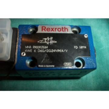 Rexroth Korea Germany Hydraulikventil 4WE6D60/SG24N9K4/V - NEU