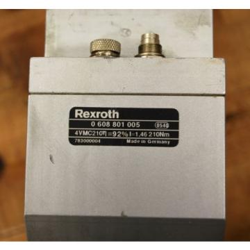 Rexroth Egypt Dutch 0608801005, 4VMC210, 210Nm Offset Drive for Fastening Tool
