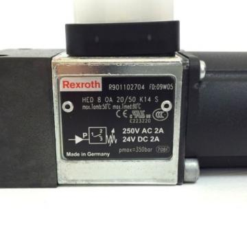 Pressure Russia Singapore Switch Rexroth HED-8-OA-20/50-K14S, HED8OA2050K14S