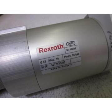 REXROTH Italy Russia 5217135250 *USED*