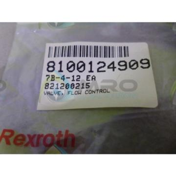 REXROTH Dutch Russia 7B-4-12 VALVE *NEW IN ORIGINAL PACKAGE*