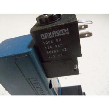 REXROTH USA Russia GT-010062-02424 SOLENOID VALVE *USED*