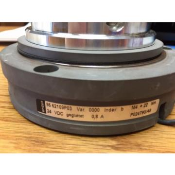 Indramat/Rexroth Australia Mexico Binder Brake Assembly #MHD093B-058-NGI-BA