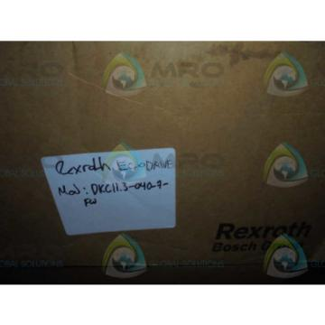 REXROTH Korea Germany INDRAMAT DKC11.3-040-7-FW *NEW IN BOX*