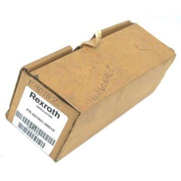 NEW Italy USA REXROTH PR-007821-00010 PNEUMATIC REGULATOR PR00782100010