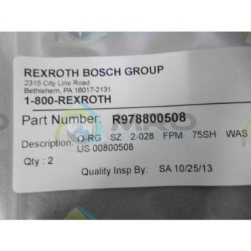 REXROTH Egypt France R978800508 *NEW IN ORIGINAL PACKAGE*