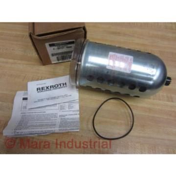 Rexroth Canada Singapore Bosch Group P-007727-00000 Bowl Assembly P00772700000