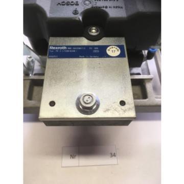 Rexroth Korea Canada Hub Positioniereinheit PE 2 LT320 x B240   MNR 3842504711