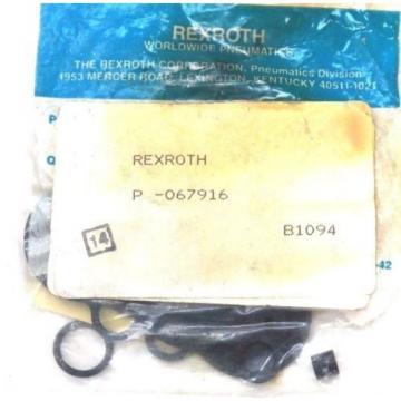 NEW India Canada REXROTH P-067916 REPAIR KIT P067916
