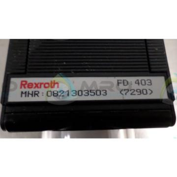 REXROTH Greece Egypt 082303503 FILTER *NEW IN BOX*