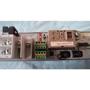 REXROTH Italy Russia INDRAMAT DKCO2.3-040-7-FW ECODRIVE CONTROLER