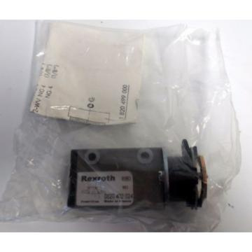 NEW India USA Rexroth 3/2 manually operated Panel Mount Valve 0820402024 , P max-10bar