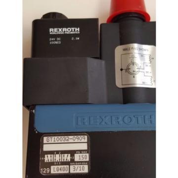 Rexroth Canada Russia Mecman, Ceram Valve GT-010032-00909