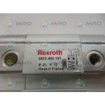 REXROTH Canada Egypt 0822492101 PNEUMATIC CYLINDER *NEW NO BOX*