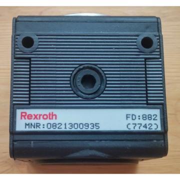 NEW! France USA REXROTH Shut off valve  R404030182 0821300935 Tetra 90113-0374
