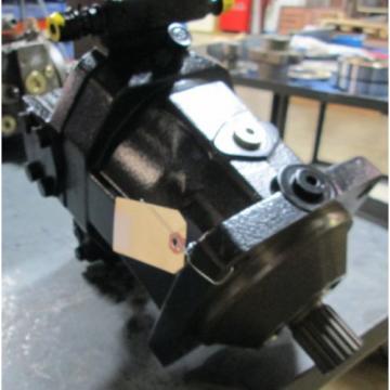New Russia Greece Rexroth Hydraulic Motor A6VM107DA6/63W-PZB027B (R902070981)