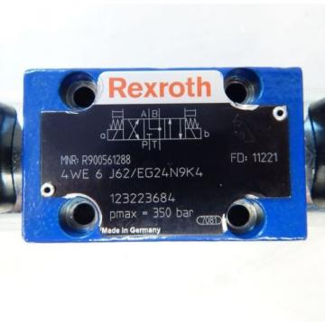Rexroth Greece Russia 4WE 6 J62/EG24N9K4 Wege-/Schieberventil  - unused -