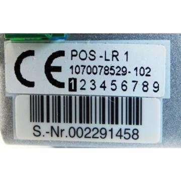 BOSCH USA Canada Rexroth POS-LR1  POSLR1  1070078529-102 -unused/OVP-