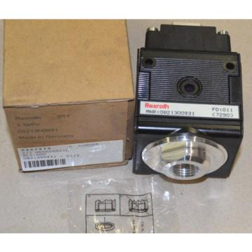 Bosch China Egypt Rexroth NL4 - 0821300931 3/2 Wegeventil NEU OVP