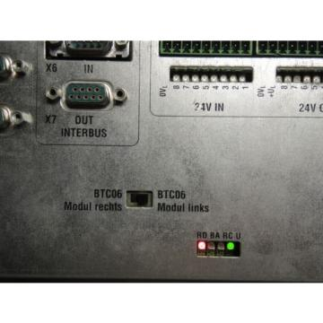 Bosch Russia Egypt Rexroth Indramat BTA20.3 bedienterminal