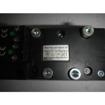 Rexroth Australia Greece Pneumatic Valve # 261-208-120-0