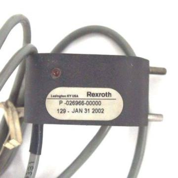 REXROTH France Russia P-026966-00000 PROXIMITY SWITCH SURGE SUPPRESSION/LED REED TYPE