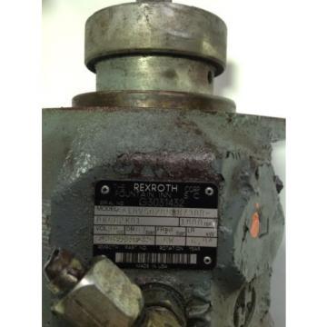 REXROTH Canada Russia HYDRAULIC PUMP AA10VS0S8D*R/30R-PKC62K01