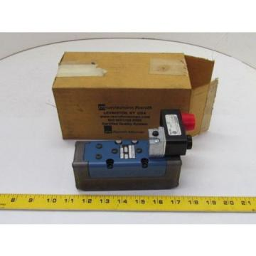 Rexroth Dutch Greece Ceram GS-020061-00540 110VAC Pneumatic Solenoid Valve