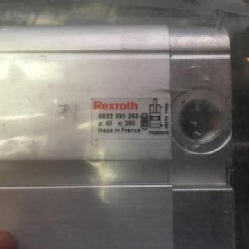 REXROTH Singapore Russia  CYLINDER 0822 395 263  NEW SEALED
