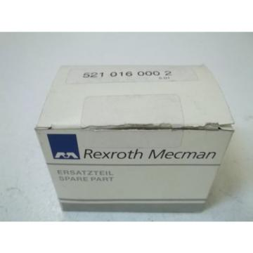 REXROTH Italy Korea 5210160002 SEAL KIT *NEW IN BOX*