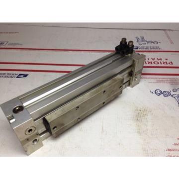 Rexroth Italy Canada 2779061410 Pneumatic Linear Slide Actuator SI:40 pmax:8-bar