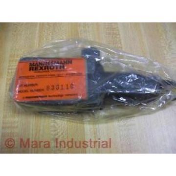 Rexroth India Germany Bosch Group 836110 MANNESMANN REXROTH - New No Box