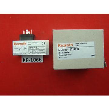 Bosch Canada USA Rexroth R412010712 Aventics Pressostato FD 2014W29 0076 #KP-1066