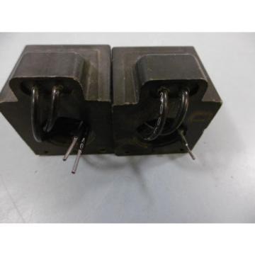 Lot Canada Dutch Of 2 Bosch Rexroth R978701026 Solenoid Coil 50/60HZ