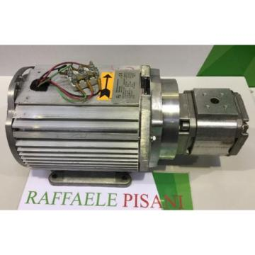 EMG India Greece ELEKTROMOTOR + REXROTH INNENZAHNRAD PUMPE /// DAS 90S 4-XJ53 + PGF2-22/013LN