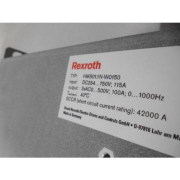 REXROTH Egypt Mexico HMS01.1N-W0150-A-07-NNNN SERVO DRIVE *NEW NO BOX*